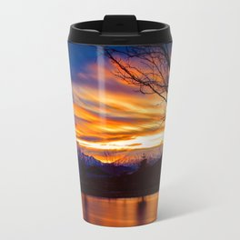 Dawning of a New Day Travel Mug