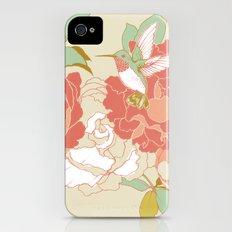 garden party Slim Case iPhone (4, 4s)