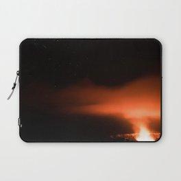 Volcanos National Park 12 Laptop Sleeve