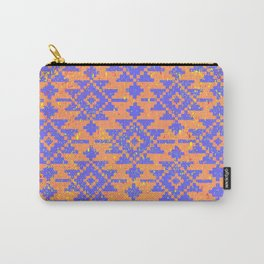 Boho Ethnic Pattern Carry-All Pouch