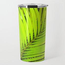 Palm Frond Travel Mug