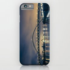 Fremont Bridge at Night iPhone 6s Slim Case