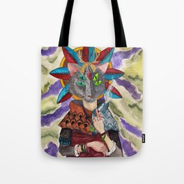 The Shaman Tote Bag