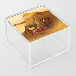 Desert Knight Acrylic Box