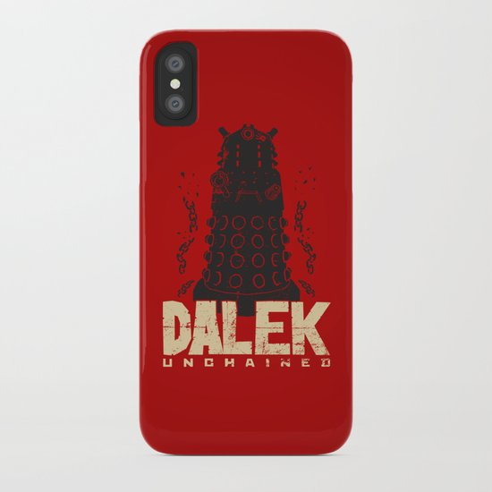 Dalek Unchained iPhone Case