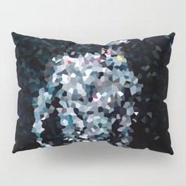 Geometric Valkyrie Walküre Zen Color Abstract Shapes  Pillow Sham