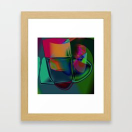 Intervention Framed Art Print