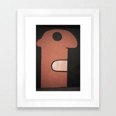 ESG003 Framed Art Print