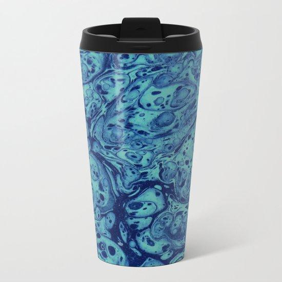 Biology Metal Travel Mug