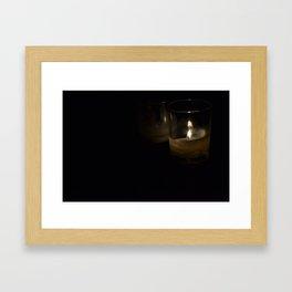 Just Find Your One Little Light Framed Art Print
