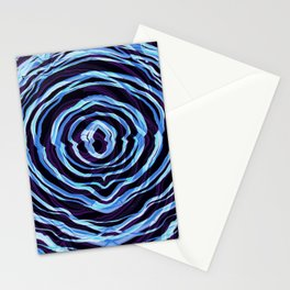 Tree Rings; Better with Age Stationery Cards