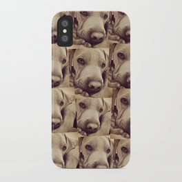 Dogs are Family iPhone Case