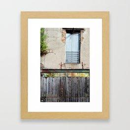 Urban Decay 2 Framed Art Print