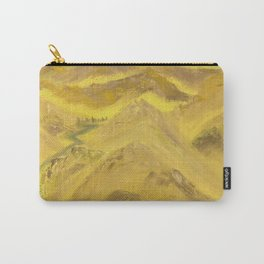 Wonderful desert mountains Carry-All Pouch