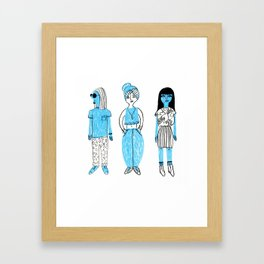 Tokyo Fashion I Framed Art Print