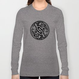 Spur Buckle Long Sleeve T-shirt