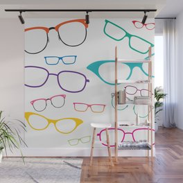 Glasses for All Wall Mural