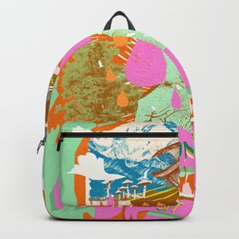 PEACE ON THE RISE Backpack