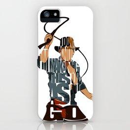 Indie iPhone Case