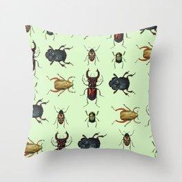 Beatlejuice Throw Pillow