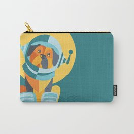 One Giant Leap for All Muttkind Carry-All Pouch