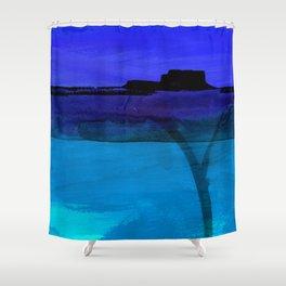 Mesa No. 100C by Kathy Morton Stanion Shower Curtain