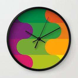 Colorway Wall Clock