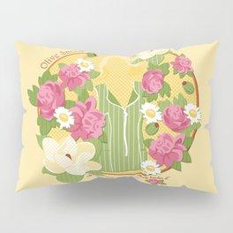 Olive Pillow Sham