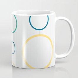 colored rings Coffee Mug