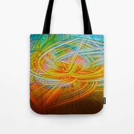 amor twirls Tote Bag