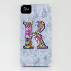 The Letter K iPhone (4, 4s) Slim Case