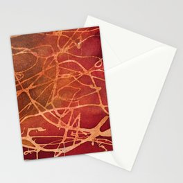 Abstract No. 184 Stationery Cards