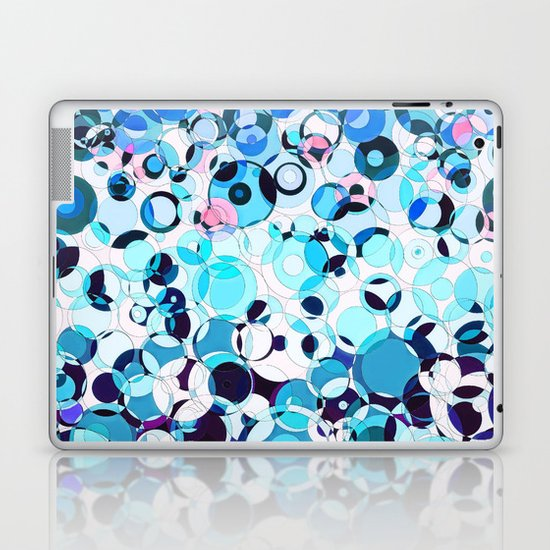 Aria in Aquatic Laptop & iPad Skin