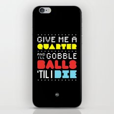 'Gobble Gobble' iPhone & iPod Skin