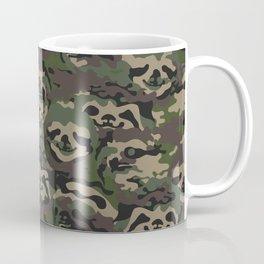 Sloth Camouflage Coffee Mug