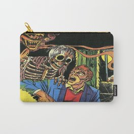 Horror in the Dark - the Pre-Code Collection Carry-All Pouch