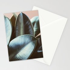 Ficus Elastica #2 Stationery Cards