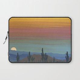 Arizona Moonrise Laptop Sleeve