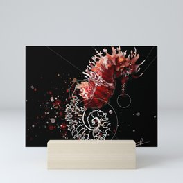 Sea Horse Mini Art Print