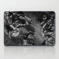 war iPad Cases featuring War by Jake Holman