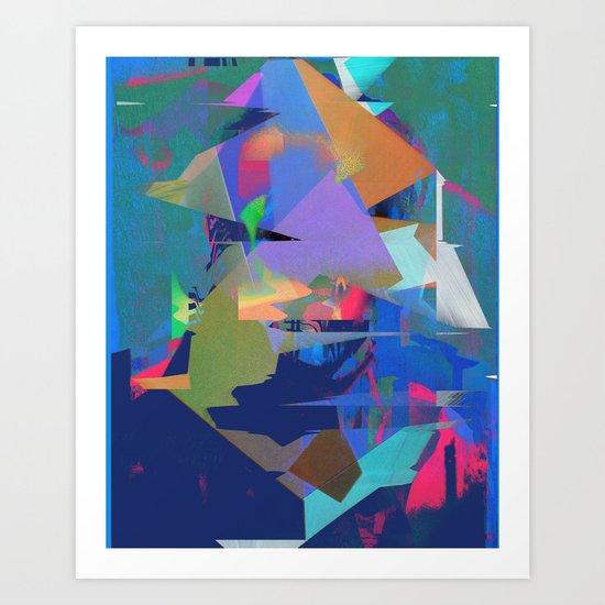 Untitled 20150723u Art Print