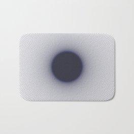 Stehen Hawking: Event Horizon Bath Mat