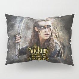 Lexa - Victory Pillow Sham