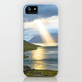 Mother Nature 11 iPhone Case