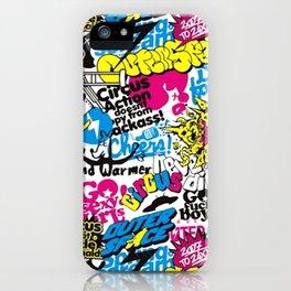 GRAFF--ART iPhone Case