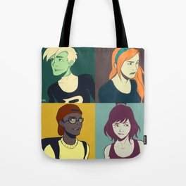 Team Phantom Tote Bag