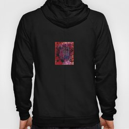Rails on Red Hoody