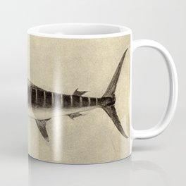 Vintage Marlin Illustration (1921) Coffee Mug