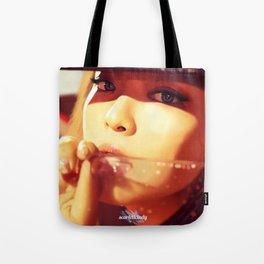 Jennie - Black Pink (Square Two) Tote Bag