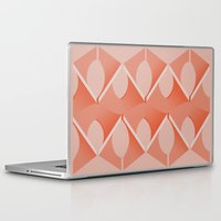 concrete Laptop & iPad Skins featuring Concrete Vertebrae by Peter Cassidy